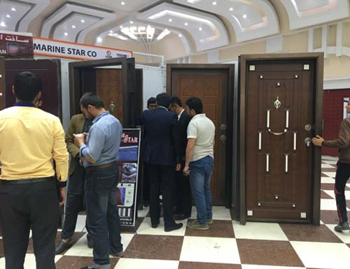 Blast Proof Doors-Gates – Marine Star Co Ltd