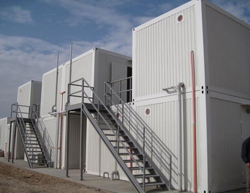 Containerized Housing Unit Marine Star Co Ltd